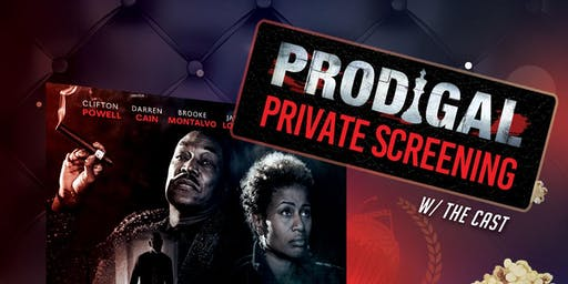 Prodigal Movie Premiere