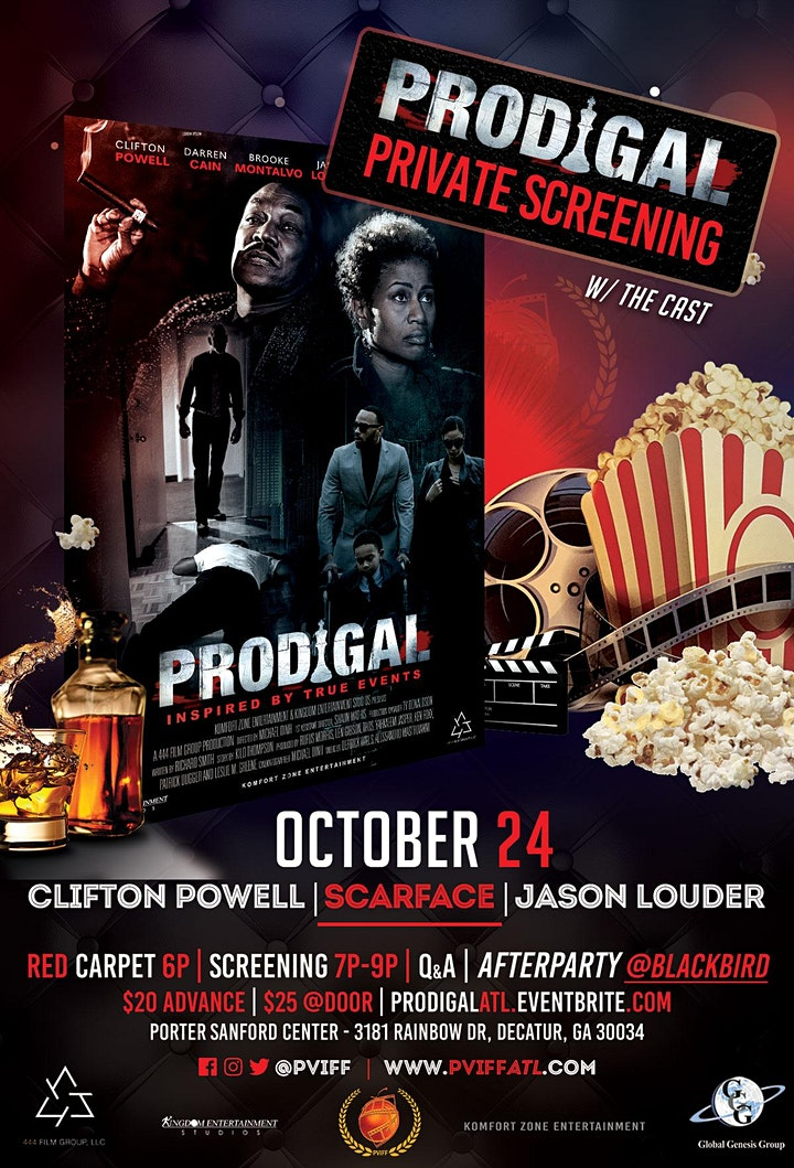 Prodigal Movie Premiere image