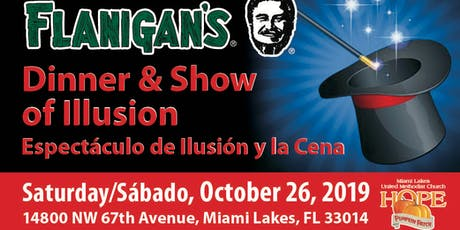 Fall Festival - Dinner and a Show of Illusion tickets