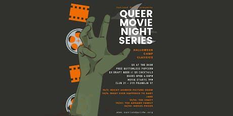OP Queer Movie Night: Halloween Camp Classics tickets