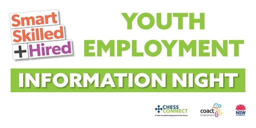 Youth Employment Information Night