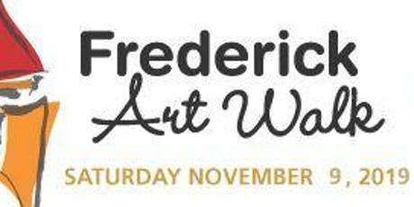 Frederick Art Walk tickets