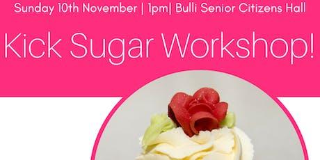 Kick Sugar Workshop tickets
