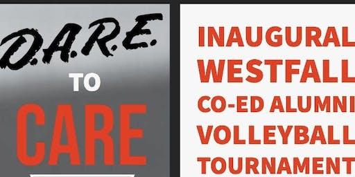 Dare to Care Coed Alumni Volleyball Tournament
