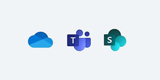Microsoft Teams, SharePoint Online, OneDrive & Planner User Training