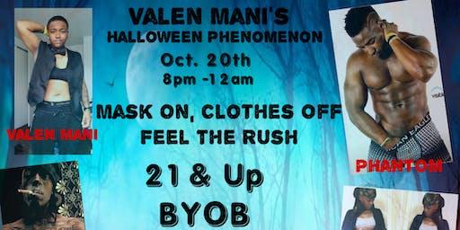Valen Mani's Halloween Phenomenon