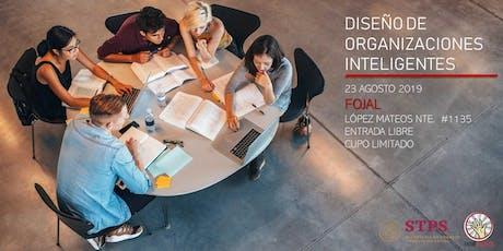 Diseño de Organizaciones inteligentes entradas