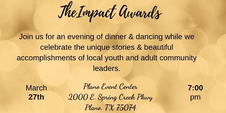 The IMPACT Awards tickets