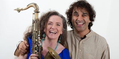 Sandy Evans Trio Workshop (featuring Bobby Singh)
