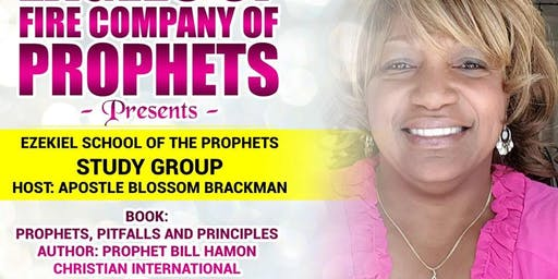 Book Study Group - Eagles of Fire Company of Prophets ( Prophets and Pitfalls) Author Bill Hamon
