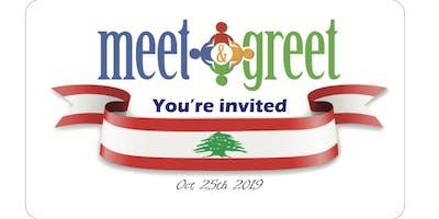 "Lebanese in Miami ""Meet & Greet"""