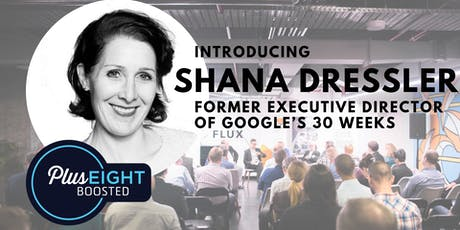 Boosted Presents, Fireside Chat with Shana Dressler on Scale and Impact tickets