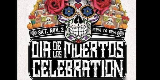 Dia De Los Muertos Celebration- Ventura