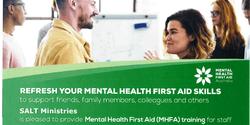 MHFA Refresher Course