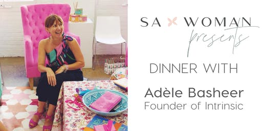 SAW Special Event - Dinner With Adele Basheer