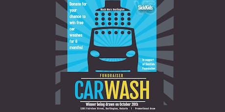 Wash Worx Fundraiser In Support Of SickKids Foundation tickets