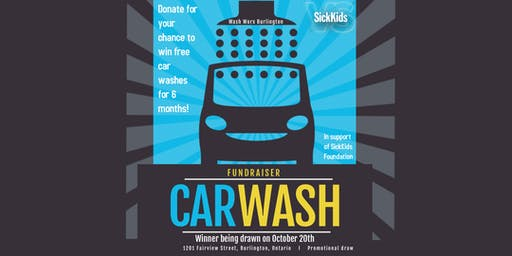 Wash Worx Fundraiser In Support Of SickKids Foundation