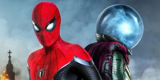 NORTHSIDE: Teen Movie - Spiderman Far from Home (For Grades 6-12 ONLY)