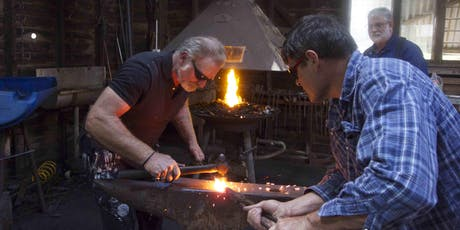 Intro Blacksmithing tickets