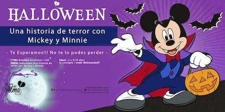 Halloween Con Toda mi Alma entradas