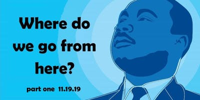 Conversations on Race Relations:Where do we go from here -Part 1
