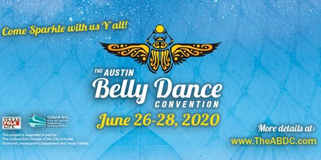 The Austin Belly Dance Convention 2020 tickets
