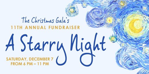 Annual Christmas Gala Starry Night