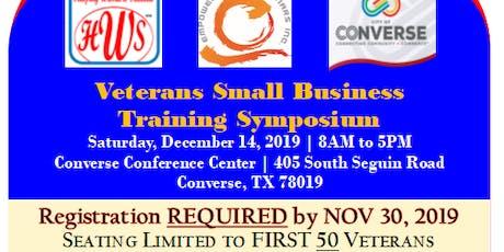 Veterans Small Business  Training Symposium tickets