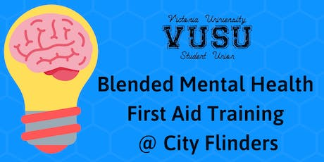 Mental Health First Aid training @ City Flinders tickets