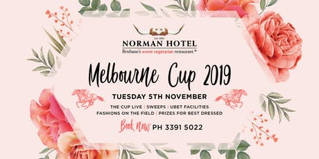 Melbourne Cup at the Norman tickets