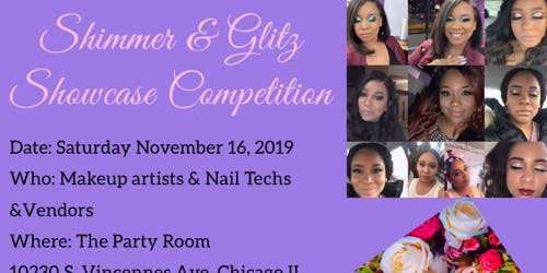 Shimmer & Glitz Showcase Competition