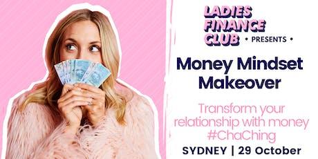 Ladies Finance Club -  Money Mindset Makeover Workshop tickets