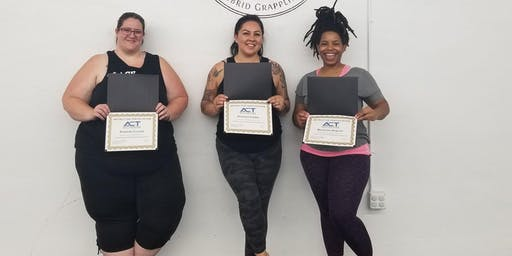 Self-Defense Instructor Certification Class