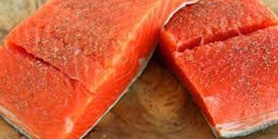 Cooking Masterclass- 'Seafood Salads'