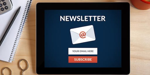 QLD - An easy, fool-proof formula for creating e-newsletters with Mailchimp (Proserpine)