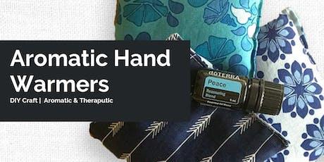 DIY - Aromatic Hand Warmers tickets