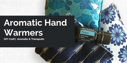DIY - Aromatic Hand Warmers
