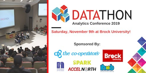 Datathon  Conference - 2019