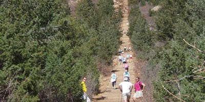 Ladies, let's get together and hike The Incline!