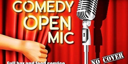 Habana Village Comedy Open Mic