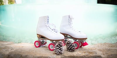 St. Helena Jingle All the Way - Napa Valley's Winter Wonderland Roller Rink!