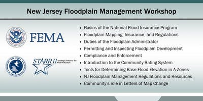 New Jersey  Floodplain Management Workshop (Westampton)