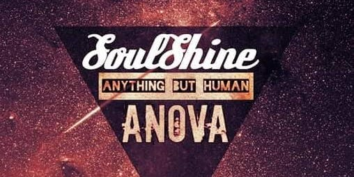 SoulShine w/ Anything But Human and ANOVA in The Ridglea Lounge