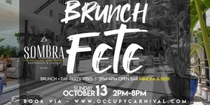 CEO FRESH PRESENTS: 10.13 |The Bottomless BRUNCH FETE...