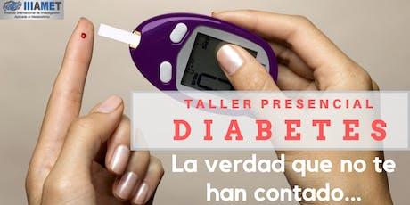 DIABETES, La verdad que NO te han contado... ¿realmente eres diabético? entradas