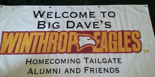 Big Dave's Winthrop Eagles Homecoming Tailgate 2019
