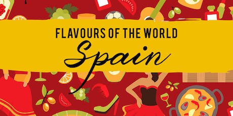 Flavours of Spain Experience tickets