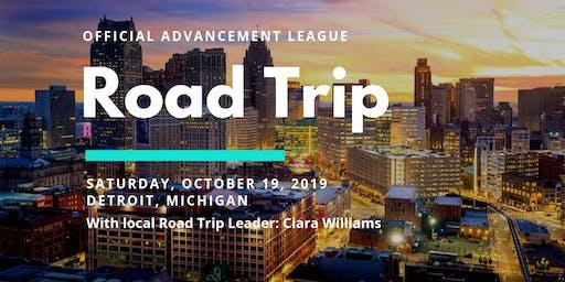 Midwest Road Trip (Detroit)
