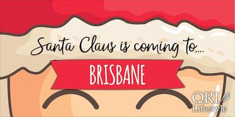 2019 Brisbane QRI Christmas Party tickets