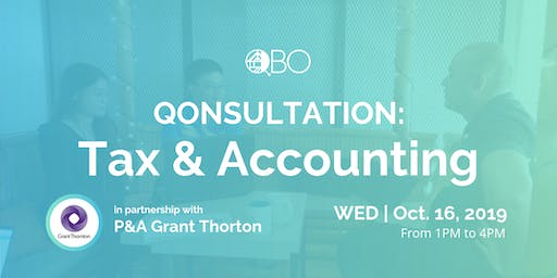 QONSULTATION: Tax and Accounting